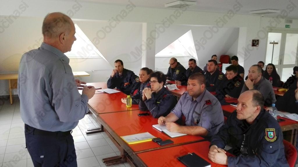 V GZ Bovec uspešno zaključili tečaj »Vodja skupine«