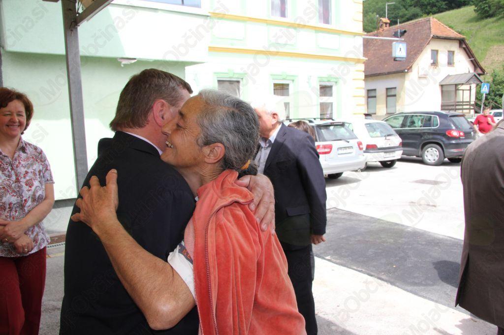 Po osmih letih spet v Sloveniji – Ganka Jankova iz Bolgarije