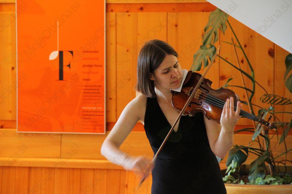 Mednarodni glasbeni forum Trenta