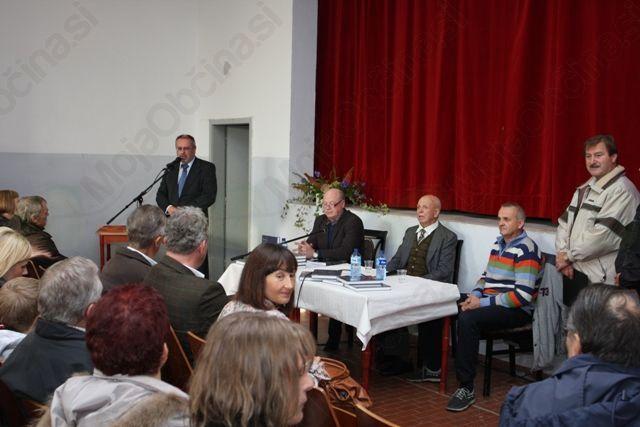 Nagovor župana Andreja Maffija. Foto: Toni Dugorepec