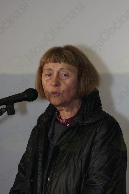 Marija Mercina.  Foto: Toni Dugorepec