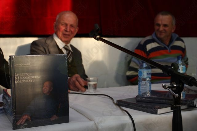 Franc in Zoran Jerončič. Foto: Toni Dugorepec