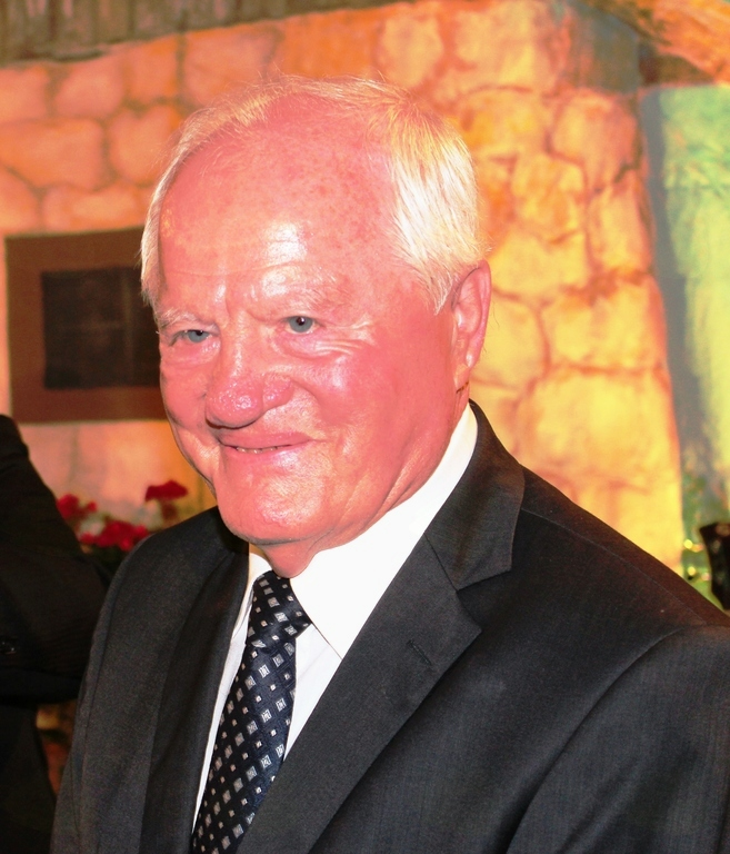 Mirko Krašovec, predsednik društva (foto: Lea Sreš)