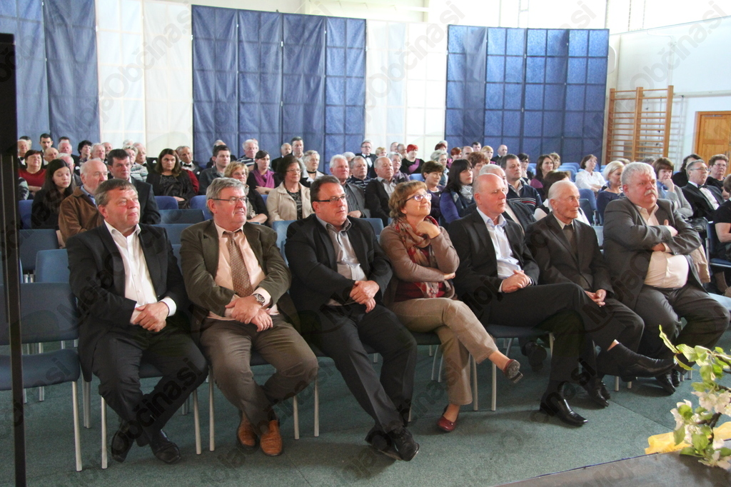 Župana Vojnika in Dobrne ter kulturniki