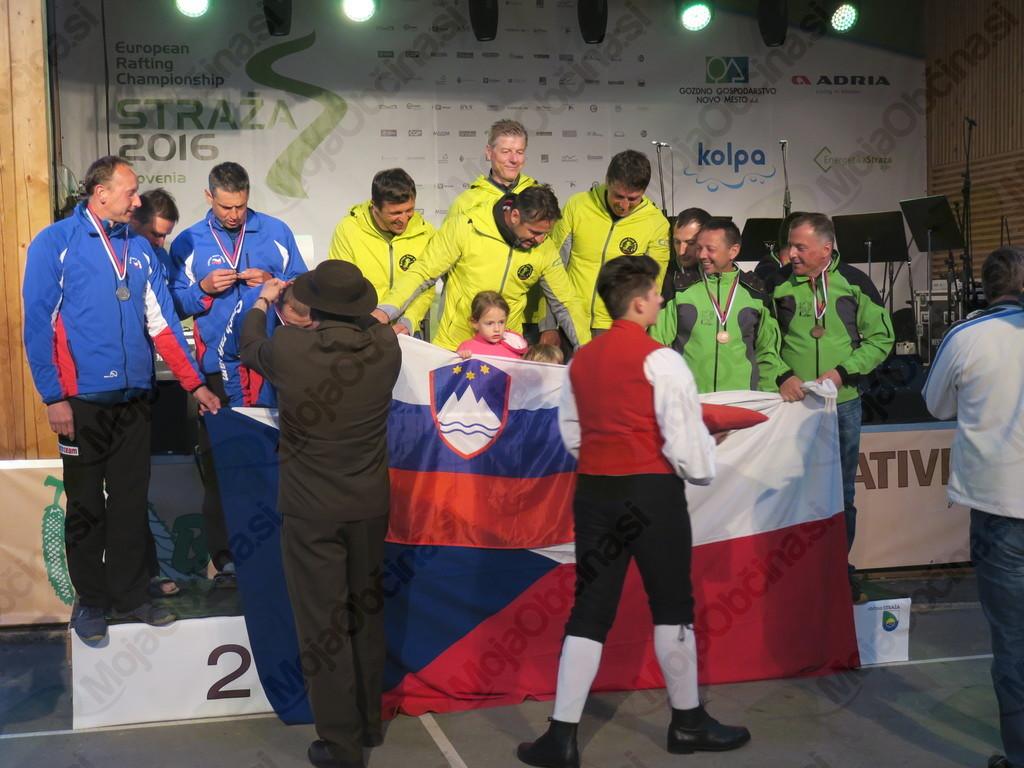 Stražani evropski prvaki