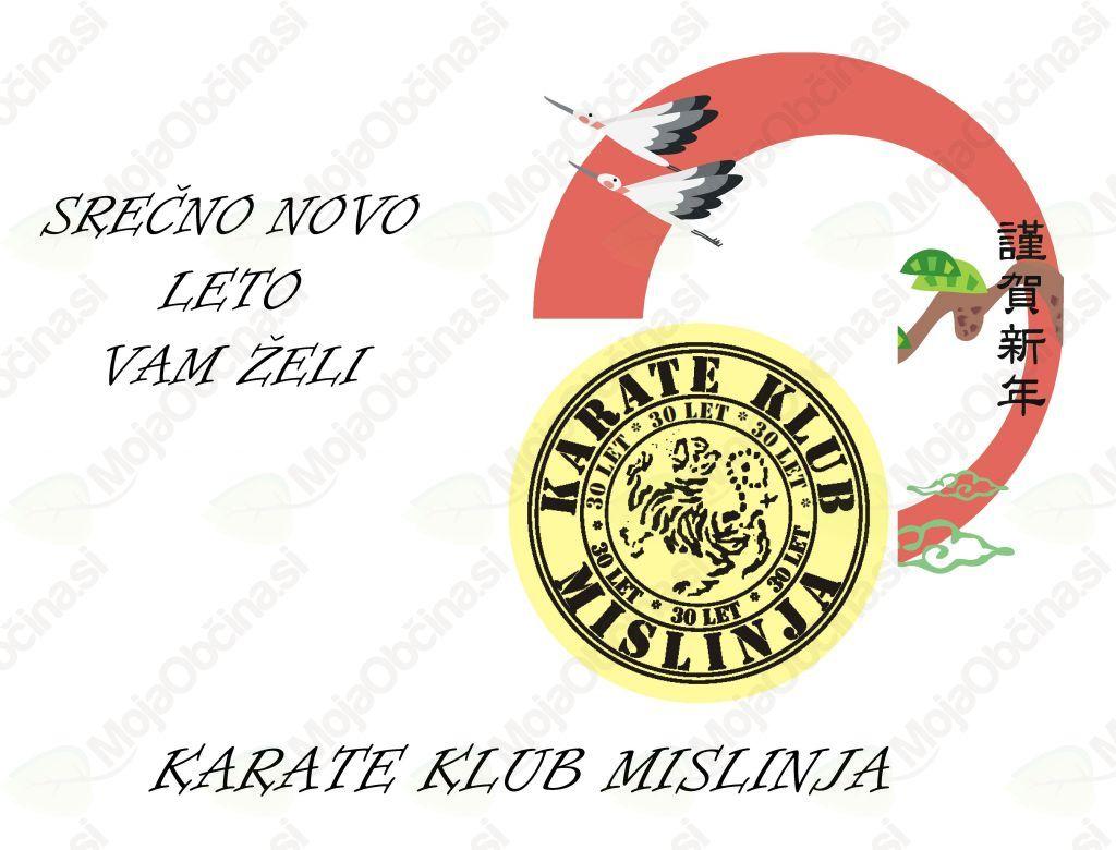 Karate klub Mislinja