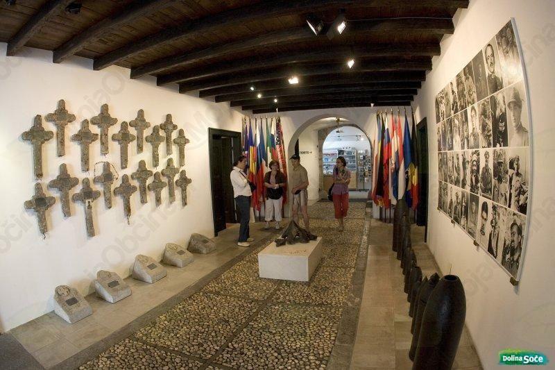 Kobariški muzej, obletnice 1. sv. vojne