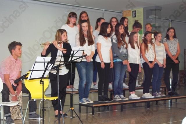 Koncert pevskih zborov in razstava likovnih izdelkov