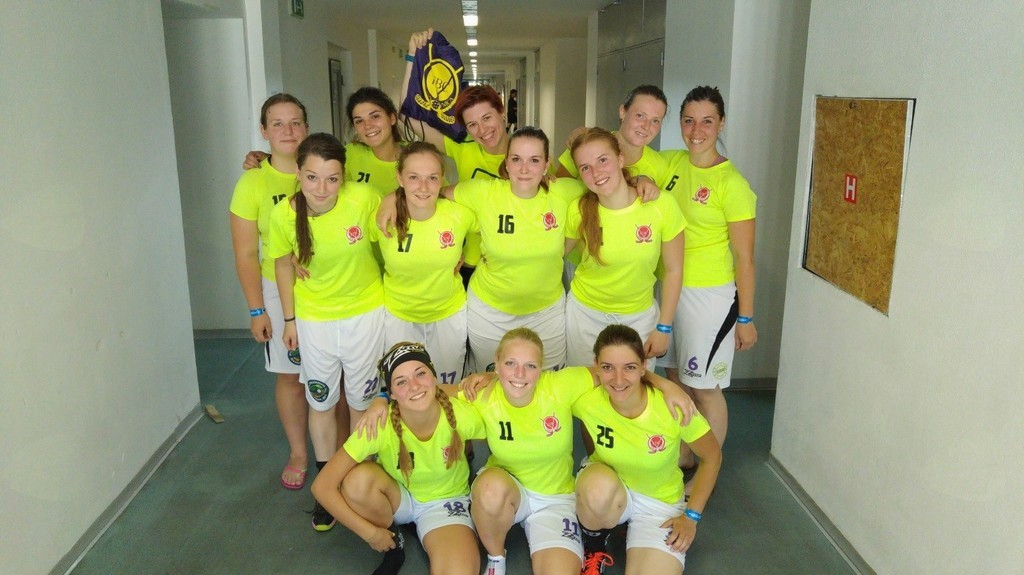 Floorball – LadyZone Borovnica na turnirju Czech open