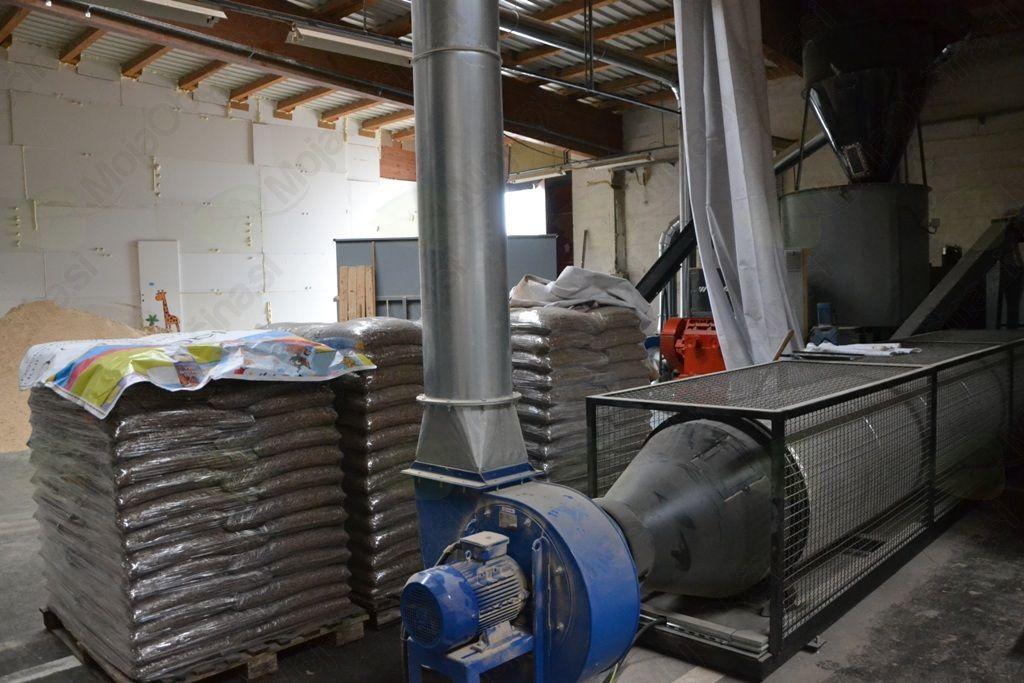 Del proizvodne hale na Verdu