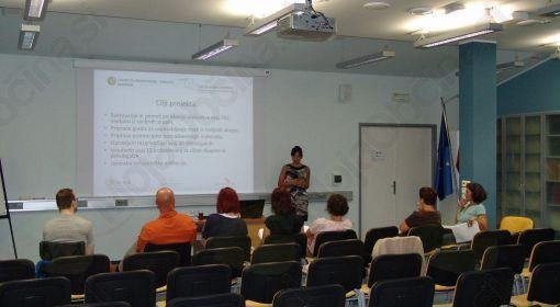 Predstavitev projekta Mobilno podporne-informacijske službe