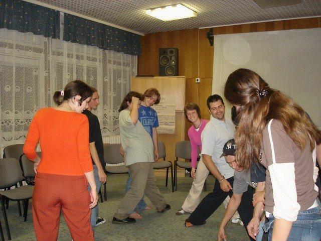 Mladinska izmenjava na Madžarskem