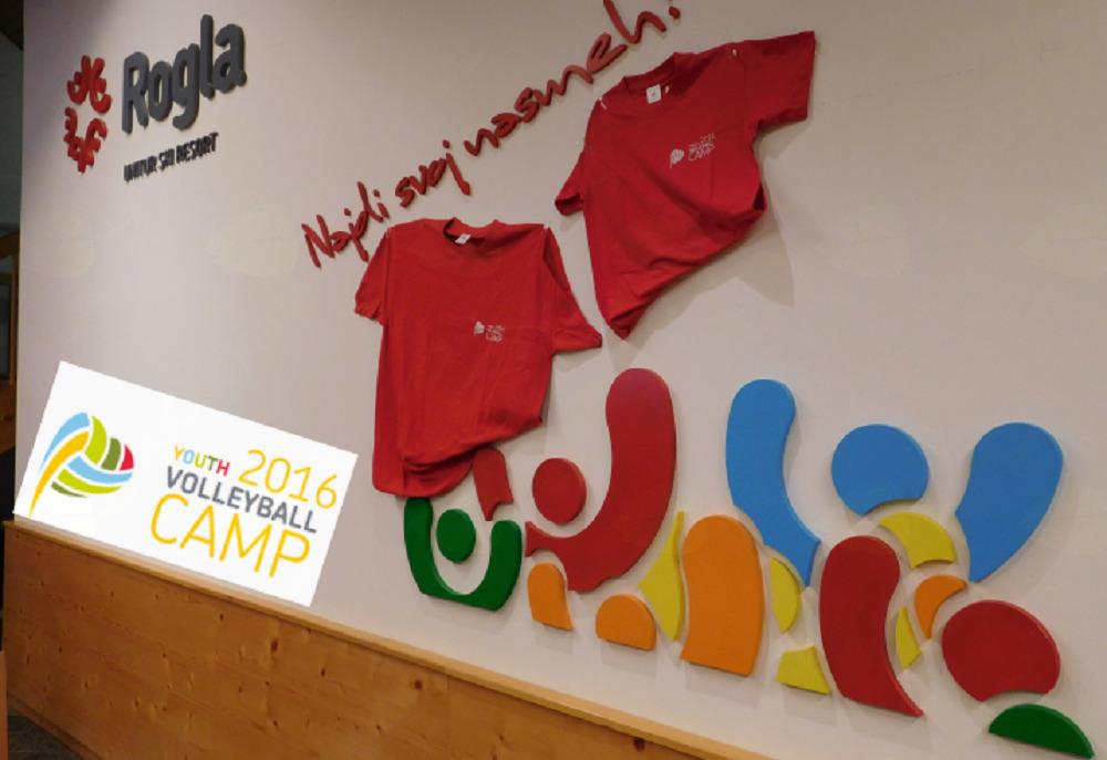 YOUTH VOLLEYBALL CAMP ROGLA 2016