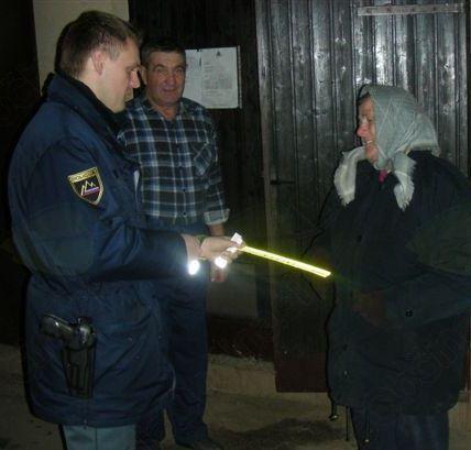POLICISTI SMO PODARILI ŽE VELIKO ODSEVNIH TELES