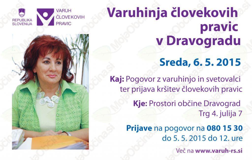 Varuhinja človekovih pravic v Dravogradu