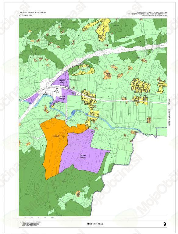Javna razgrnitev predloga Sklepa o tehničnem popravku Odloka o občinskem prostorskem načrtu Občine Vransko – ČE02-4/1 (OPPN 2.3)