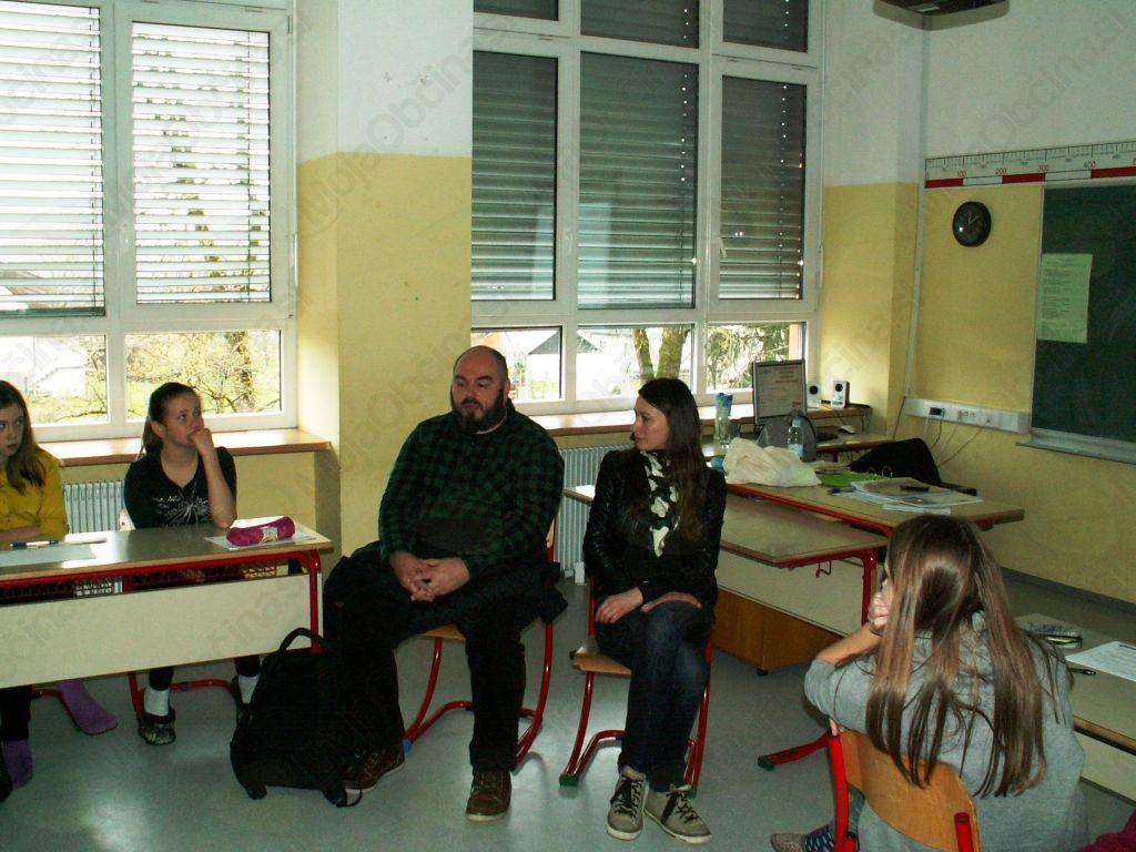 Ravnatelj OŠ Pohorskega bataljona je dejal, da v družbi ne sme biti tabu tem.