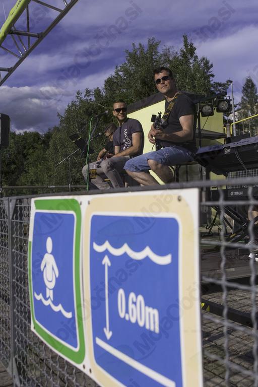 Otvoritev poletne sezone Mestnega kopališča
