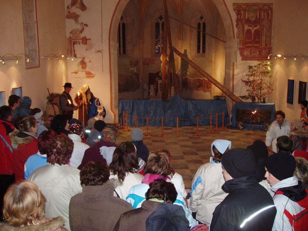 božični dogodek 2006