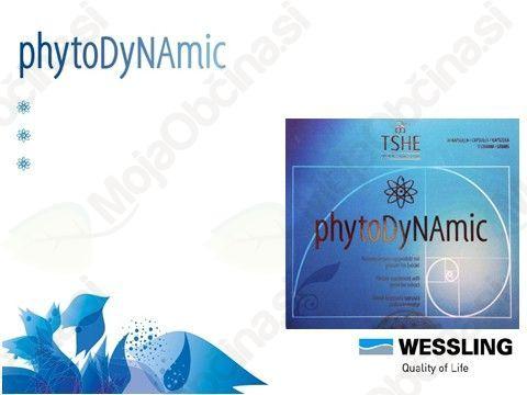 """Predavanje in predstavitev prehranskega dopolnila  """"phytoDyNAmic""""  za izboljšanju zdravja in počutja"""