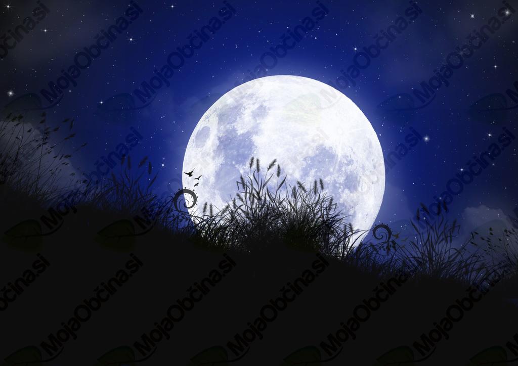 Razstrupljanje ob polni luni