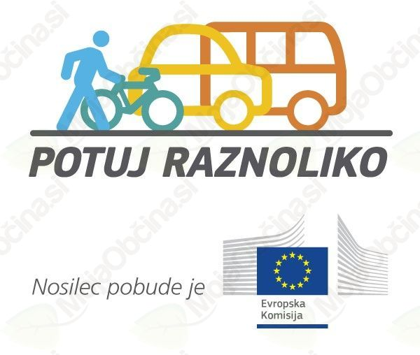 Evropski teden mobilnosti – POTUJ RAZNOLIKO
