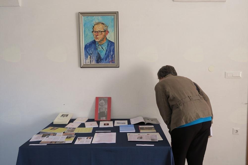 Na ogled del zapuščine msgr. prof. Zupeta