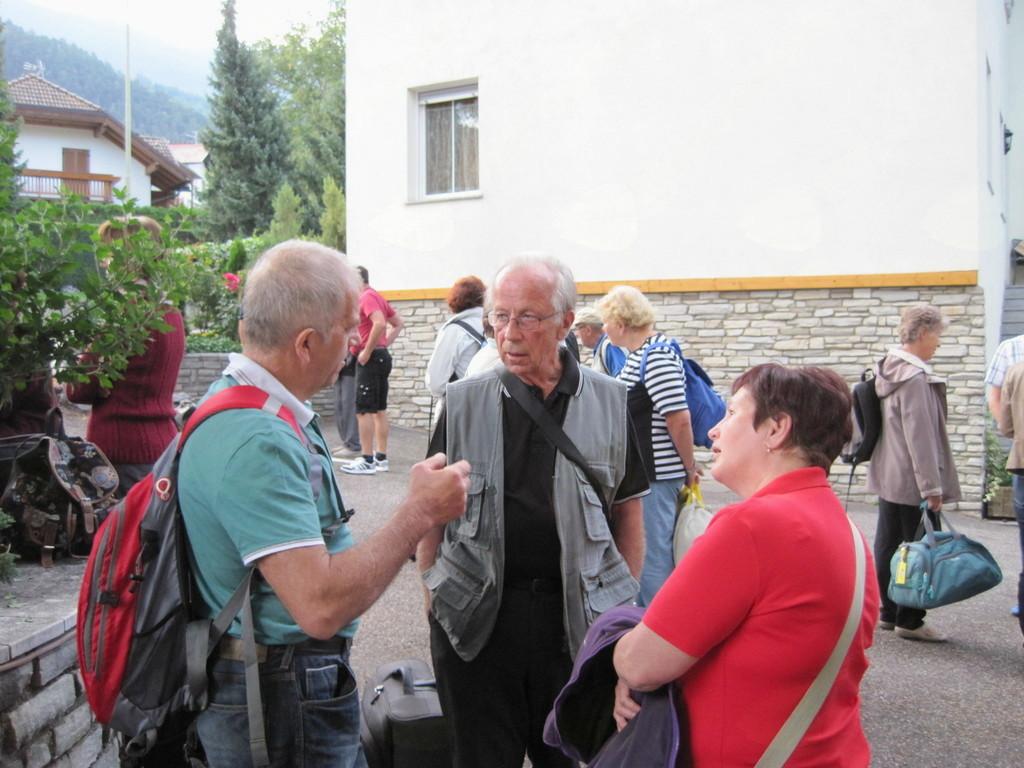 Romarsko popotovanje po Dolomitih