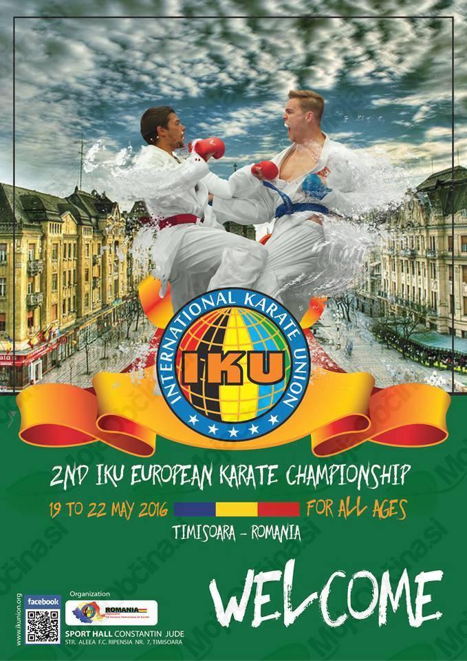 Karateisti karate kluba WKSA iz Dupleka se odpravljajo na Evropsko prvenstvo v Romunijo