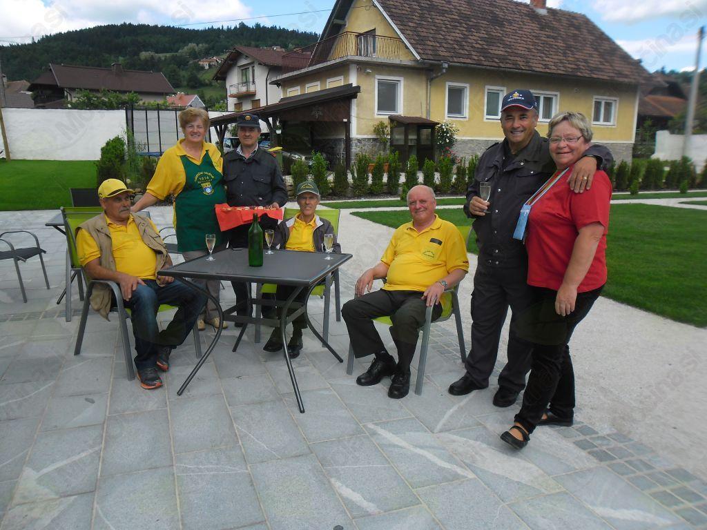 Sodelovanje na občinskem prazniku