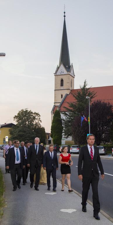 Slavnostna seja občinskega sveta - občinski praznik Občine Križevci 2016