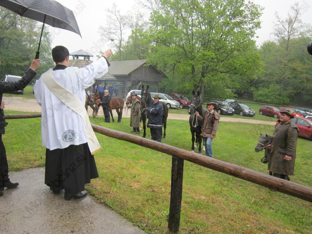Vabilo na blagoslov konj na Plešivico
