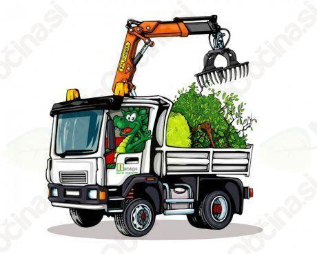 Odvoz kosovnih in nevarnih gospodinjskih odpadkov, električne in elektronske opreme ter gum