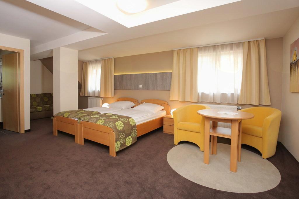 Soba Čebron v Hotelu Sluga (foto Luka Rener)