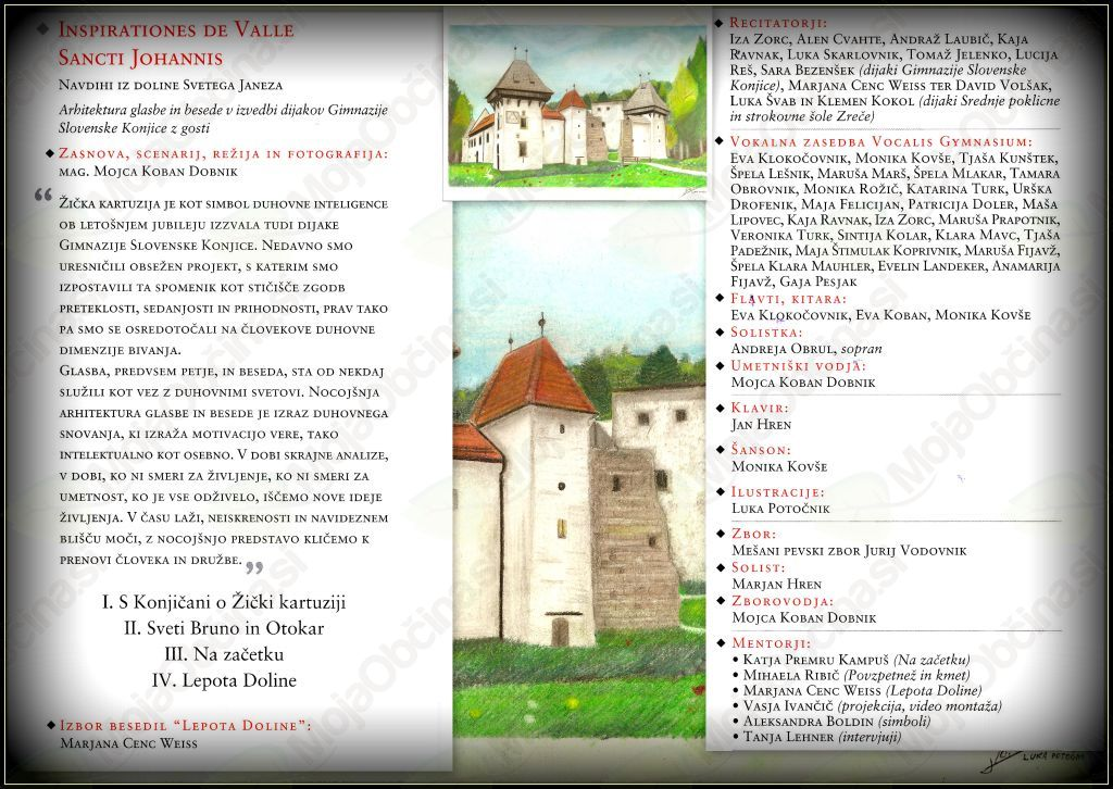 Inspirationes de Valle Sancti Johannis