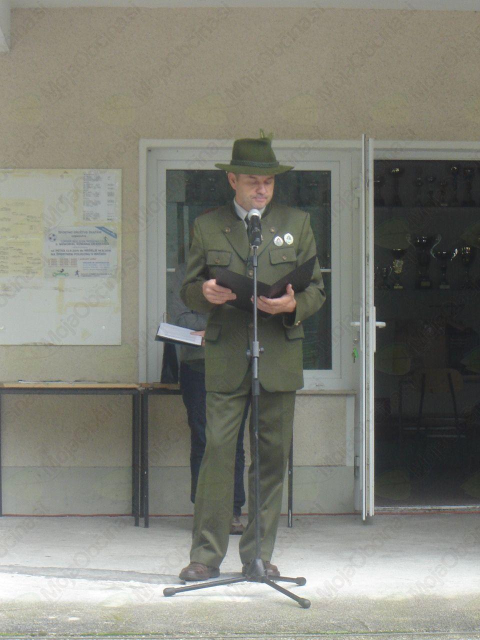starešina Juvan D.