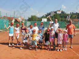 Tečaji tenisa za otroke v času šolskih poletnih počitnic