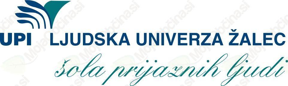 Brezplačni tečaji na UPI Ljudski univerzi Žalec