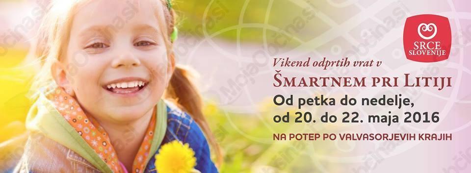 Vikend odprtih vrat Šmartnega pri Litiji