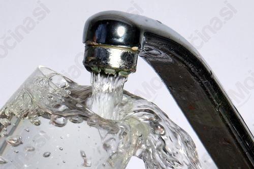 Obvestilo uporabnikom vode iz javnega vodovoda v Vrtojbenski ulici v Šempetru