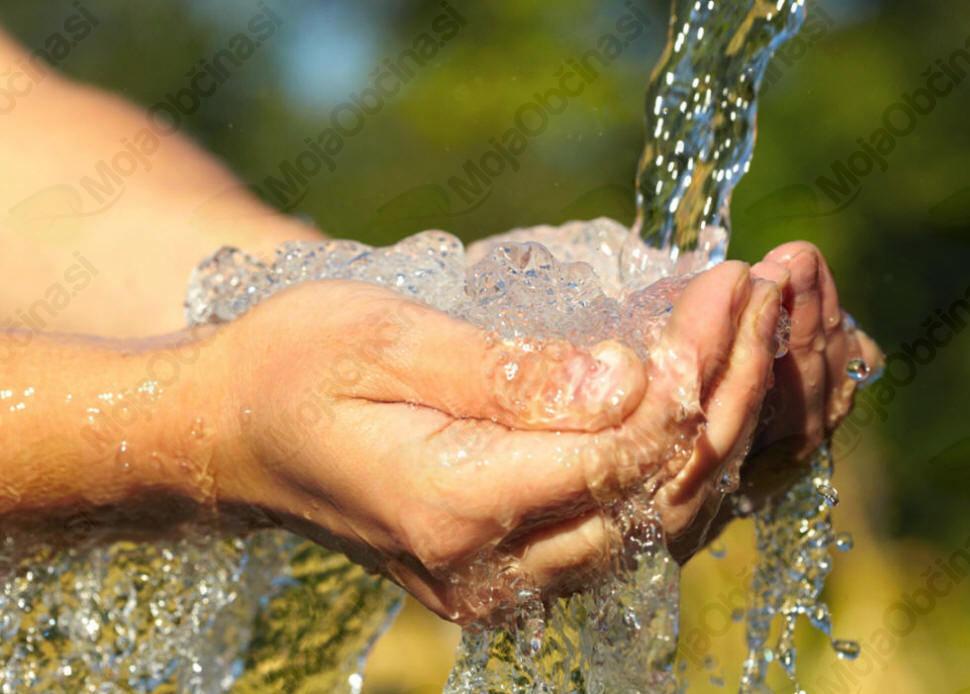 Obvestilo uporabnikom pitne vode