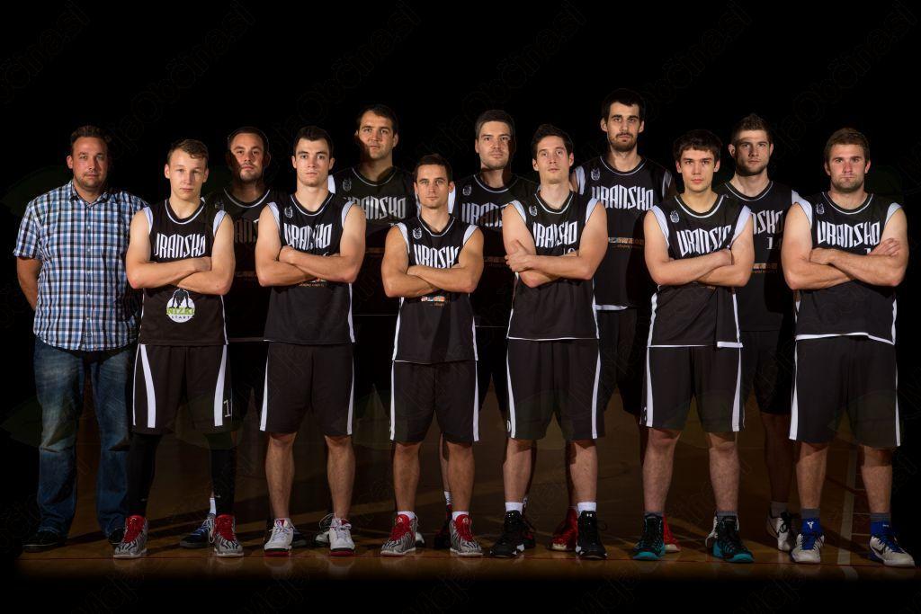 Članska ekipa v sezoni 2014/15