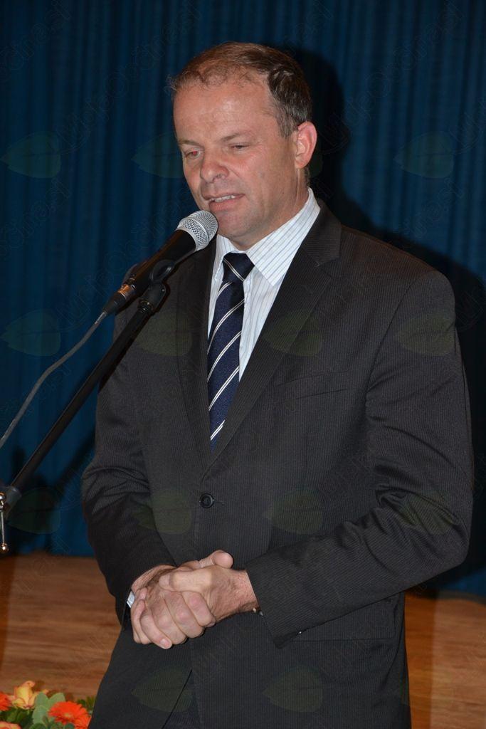 Župan Občine Dobrova - Polhov Gradec je zbrane povabil, naj te lepe kraje še kdaj obiščejo.