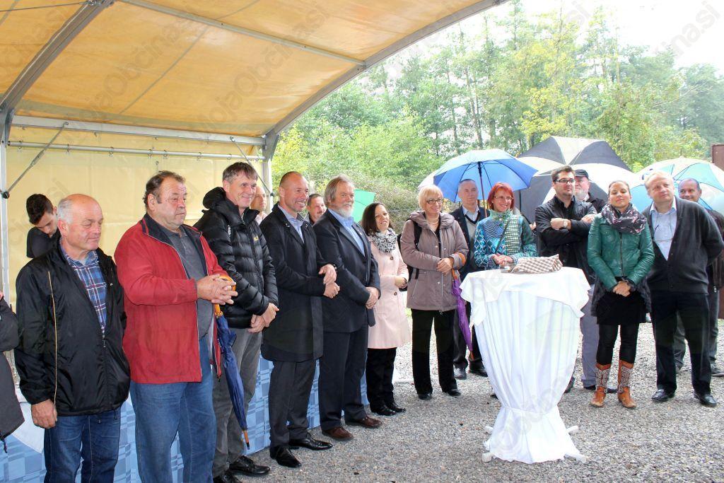 Občina Log - Dragomer odslej s pomembnim rezervnim vodnim virom
