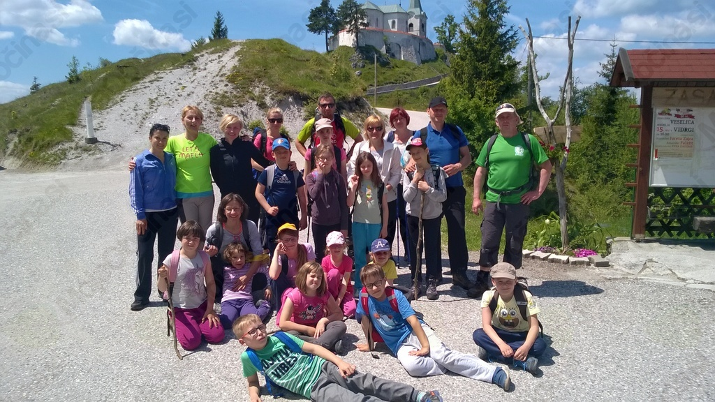 Planinsko društvo občine Kidričevo – planinski izlet na Zasavsko Sveto goro