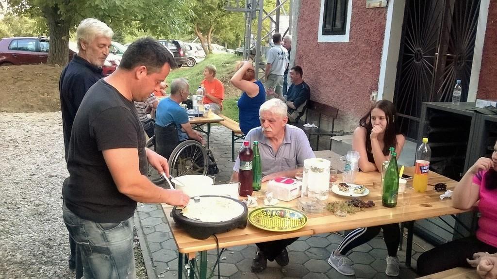 Delavnica za mlade in druženje ob peki palačink