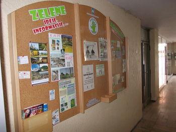 Novosti na tabli Zeleno info središče