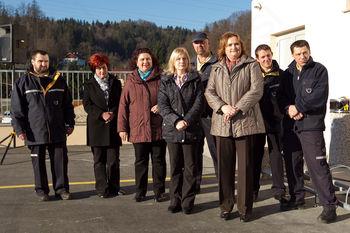 Odprtje novih poslovnih prostorov pošte v Lukovici