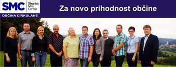 Za novo prihodnost občine