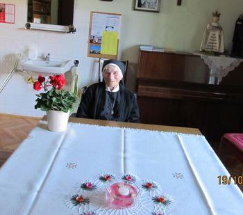 101. rojstni dan sestre Klementine